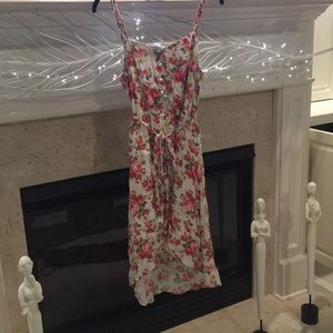 Ya Los Angeles Floral dress